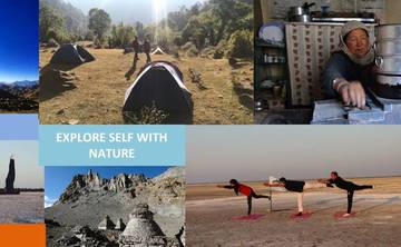 Rejuvenating Journey to Himalaya India- Yoga, Meditation & Trekking: A Retreat