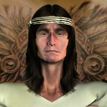 Abram, The Mayan Shaman