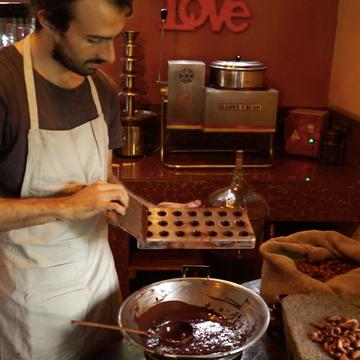 El Pital Chocolate Paradise