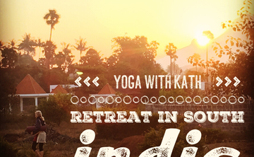 10-day Tamil Nadu Yoga Retreat with Kath Pullum