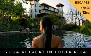 Yoga Retreat in Costa Rica – The Art of Longevity, Vitality & Spirit