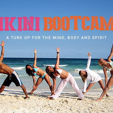 Bikini Bootcamp Jan 3rd to 9th (Holiday)