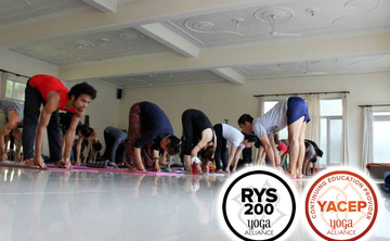 200 Hours Yoga  Teacher Training (TTC) in Rishikesh