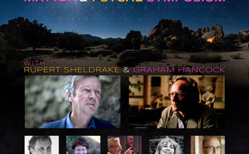 SYNCHRONICITY: Matter & Psyche Symposium with Sheldrake & Hancock