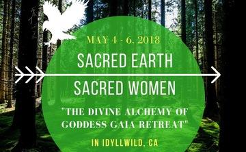 The Divine Alchemy of Goddess Gaia Retreat with Vox Angelus