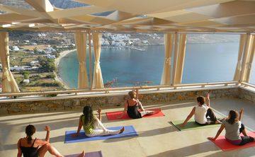 7 nights Rejunivating Yoga and Meditation Retreat in Amorgos, Greece  29/09-06/10, 2019