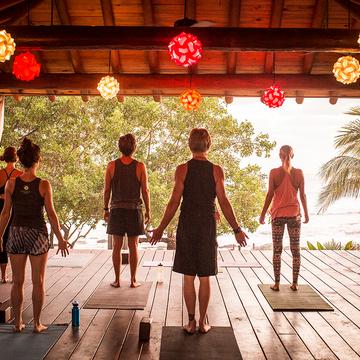 A La Carte Meditation and Yoga Retreat