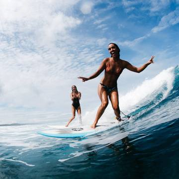 SwellWomen Mentawai Islands Surf & Yoga Retreat