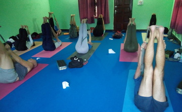 200 Hours Yoga Teacher Training |Atri Yoga Center|