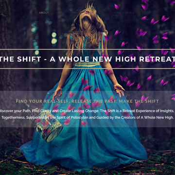 The Shift - A Psilocybin Retreat