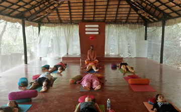 Yoga Intensive Retreats - SON BLANC - ES LLOMBARDS - Spain