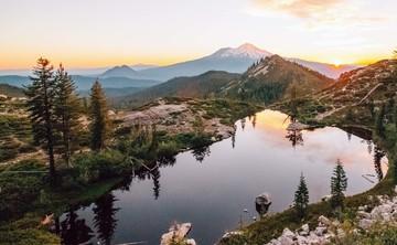 Mt. Shasta meditation retreat & spiritual adventure for couples & individuals