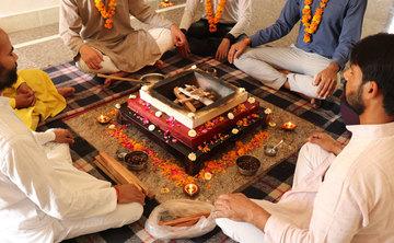 Vaishnava Tantra - 3 Days Intensive - Master Certification Program