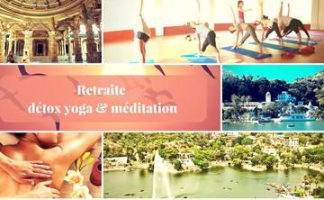 Yoga, Detox and Meditation Retreat in the beautiful Mount Abu, Rajasthan India