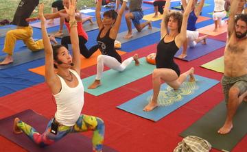 200 hr Yoga Teacher Training - HariOm International Yoga School at Samasati(Costa Rica)