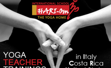 200 hr Yoga Teacher Training - HariOm International Yoga School at Samasati(Costa Rica)