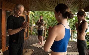 Retreat & Yoga Teacher Training with Mark Whitwell