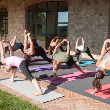 Yoga & Fitness – (4 Day/3 Night)