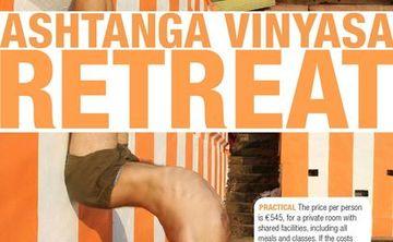 Ashtanga Yoga Week in North France