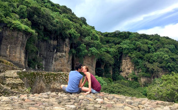 5 Day Couples Healing Yoga Retreat in Oaxaca, Mexico
