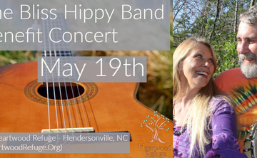 Benefit Concert with The Bliss Hippy Band