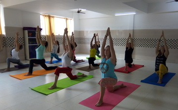 100 Hours Yoga Teacher Training Course Rishikesh - May 2018