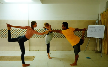 100 Hours Yoga Teacher Training Course Rishikesh - August 2018