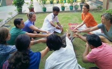 100 Hours Yoga Teacher Training Course Rishikesh - September 2018