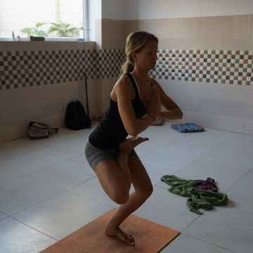 100 Hours Yoga Teacher Training Course Rishikesh - December 2018