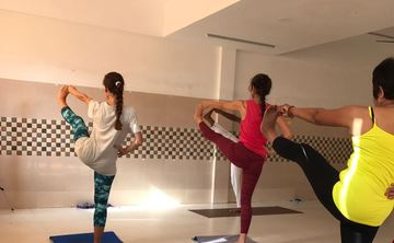 200 Hours Ashtanga Yoga Teacher Training - June 2018