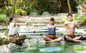 4 Days Hot Spring Bath & Yoga Retreat in Thailand