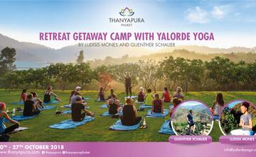 Health and Detox Yoga Dance Retreat Tropical Thailand