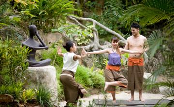 2 Days Spa and Thai Yoga Retreat in Krabi, Thailand