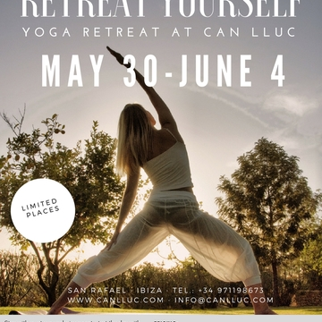 RETREAT YOURSELF AT CAN LLUC