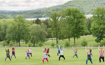 Yoga Fusion: The Ultimate Spring Yoga Retreat