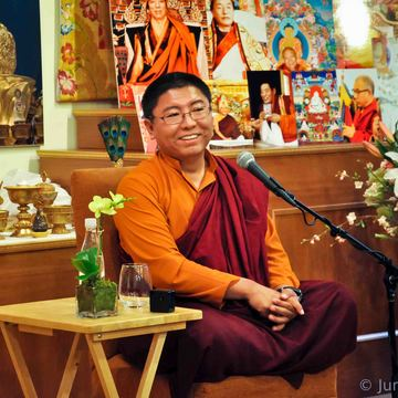 Profound Instruction on the Four Syllables of Mahamudra (U.K.)