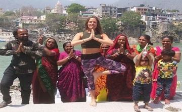 200 Hours Yoga Teacher Training in RIshikesh India