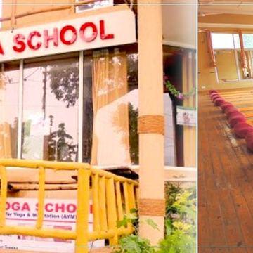 AYM Yoga Teacher Training Rishikesh, India