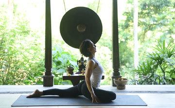A Life of Balance retreat