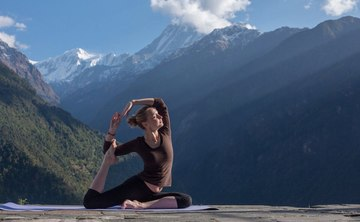 "Yoga-tour in the Altai Mountain, Siberia, Russia: """"Step to yourself"""""