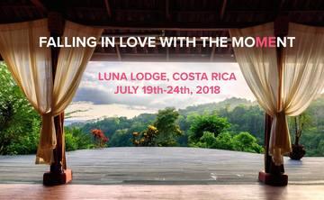 Falling in Love with the Moment - Hula & Yoga Retreat, Osa Peninsula