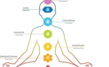 The Chakras: A Meditation Retreat:  Apr 2019 – Saturday