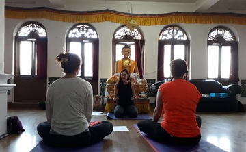 Nepal Yoga, Service and Trekking Adventure