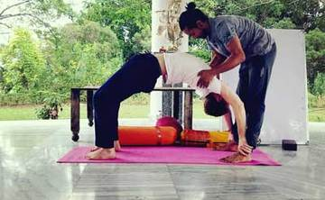 200 hours Hatha Yoga Teacher Training in Rishikesh India