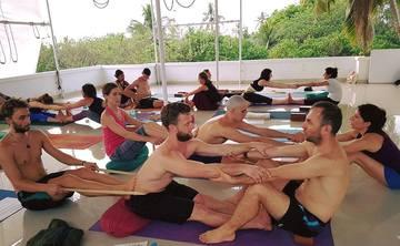 200 Hours Ashtanga Vinyasa Yoga Teacher Training in Goa India