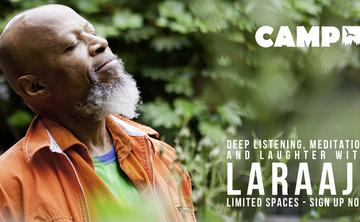 Deep Listening, Meditation & Laughter with LARAAJI
