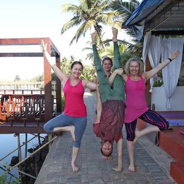 Yoga Teacher Training 2018 in Thailand
