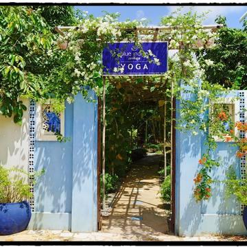 Retreat center Blue Indigo Yoga