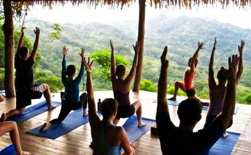 Body Balance Vitality Yoga Adventure Reteat
