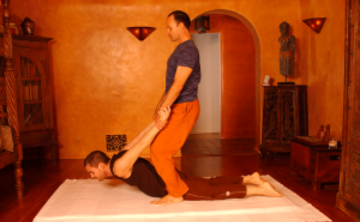 Comprehensive Thai Yoga Massage - 40 CE Hours